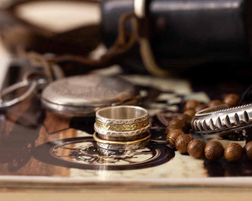 bracelet homme argent - bijoux homme - b