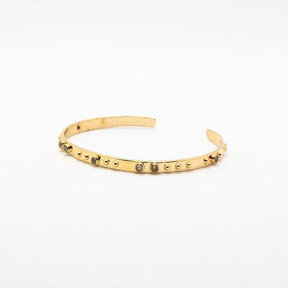 Taoma bracelet pierre de lune   Taoma bangle