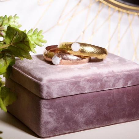 Pour Noël, The boho society vous offre 2 bijoux de créateur!