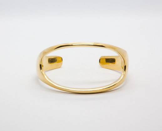 bracelet manchette laiton-bijoux createur-bijou soko-bijou ethnique-the boho society