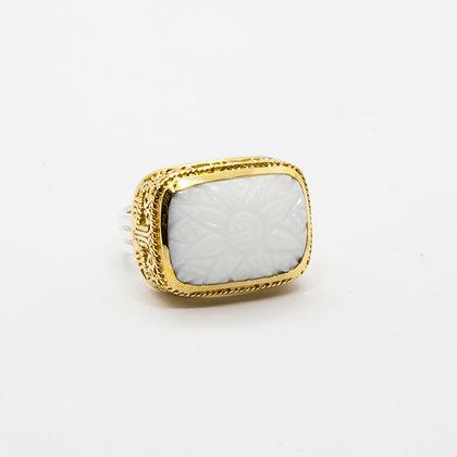 Dina bague argent   Dina silver ring