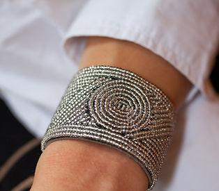 masai - bracelet manchette de perles - brcelet ethnique masai - the boho society3_edited.j