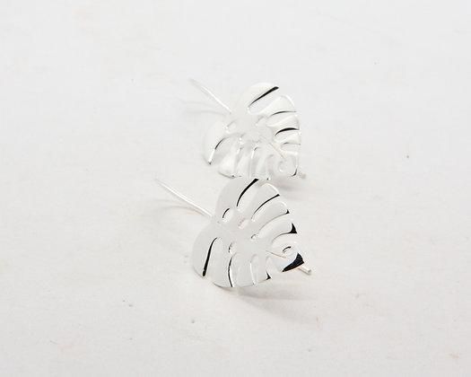 Boucles d'oreilles Monstera | Monstera earrings
