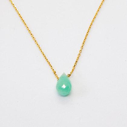 Calliste collier Emeraude | Calliste necklace
