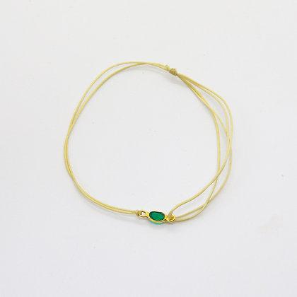 Naeva bracelet Emeraude | Naeva emerald bracelet