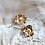 Thumbnail: Harper floral bobby pin set