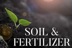 SOIL AND FERTILIZER website image