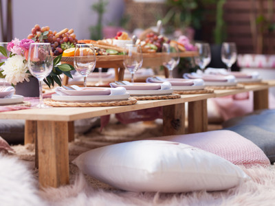 Glam Luxe Picnic