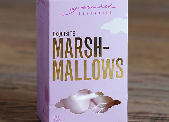 Exquisite Marshmallows - Grounded Pleasures