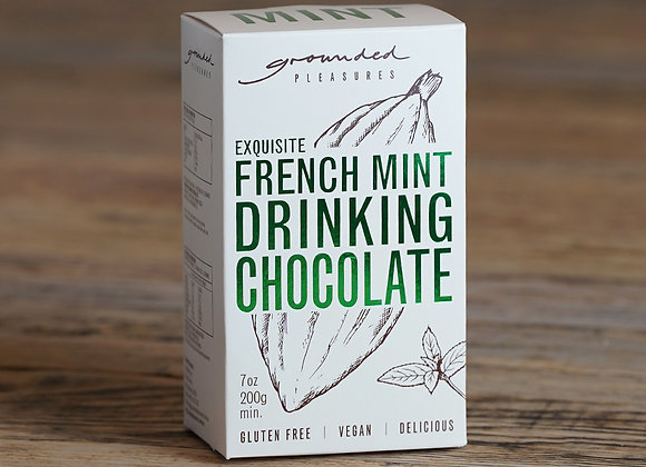 French Mint Chocolate Powder - Grounded Pleasures
