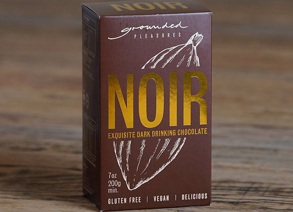Noir Chocolate Powder - Grounded Pleasures