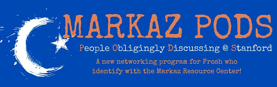 Markaz PODS program Banner