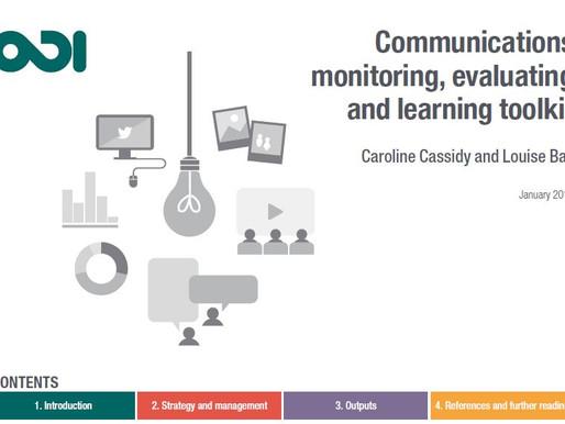 Инструмент за мониторинг и оценка на комуникациите в организацията