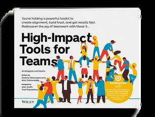 Нов инструмент за екипна работа от създателите на Business Model Canvas
