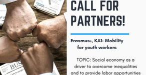 CALL FOR PARTNERS