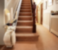 Brooks straight stairlift TS130