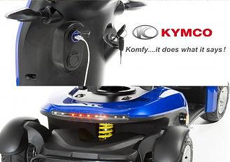 Kymco Komfy 8