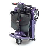 Drive DeVilbiss 3 Wheel Folding Scooter