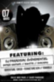 Copie de Night Club Poster - Fait avec P