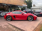 2021 Porsche Cayman 718 GTS [MY21] Red Coupe 4l  S/N 409