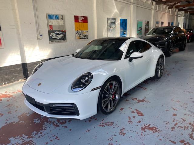 2019 Porsche 911 992 Carrera S Coupe 2dr PDK 8sp 3.0TT [MY20]