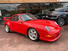 1995 Porsche 911 993 Carrera RS Clubsport S/N 423