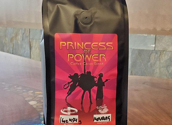 Princess of Power Coffee