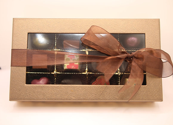 Organic Truffles in a Special Gift Box