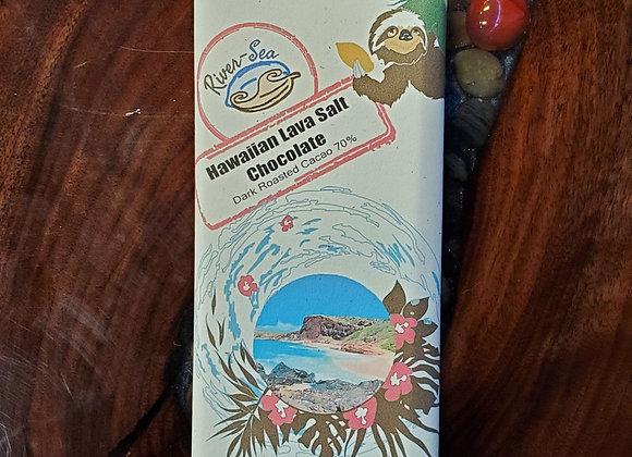 Hawaiian Salt Dark 70%