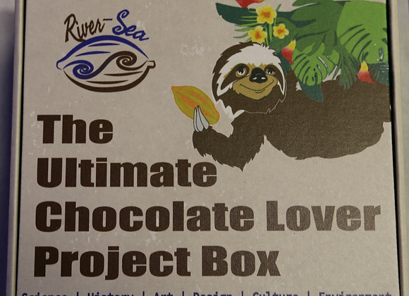 The Ultimate Chocolate Lover Project Box