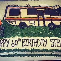 12 x 18 Sheet Cake