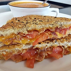 Cheddar, Tomato and Bacon