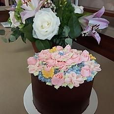 6 Inch Round Cake