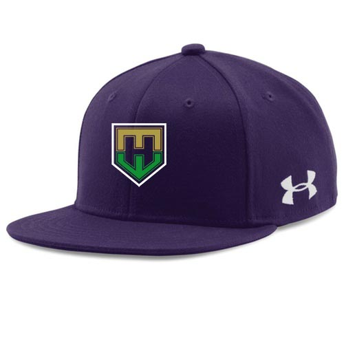 navy UA cap - shield