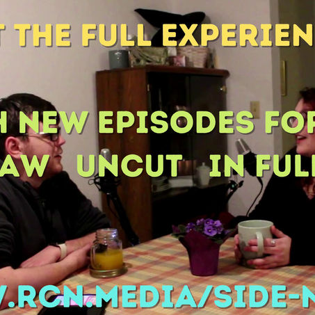 The Side Note Podcast Launches today