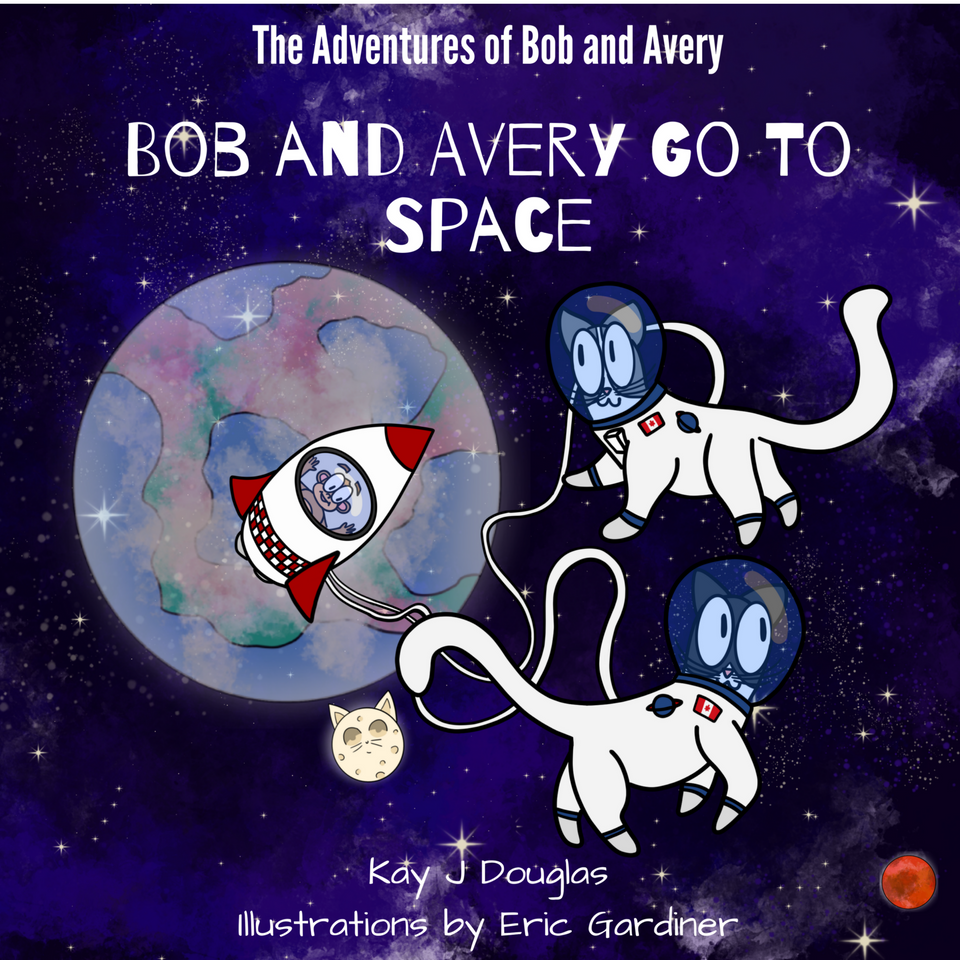 Bob and Avery Go to Space