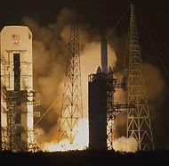 A _ulalaunch Delta IV Heavy rocket launc