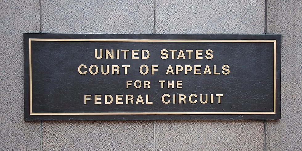 PTAB Practitioner's Series: Beyond Final Written Decisions – A Primer on Federal Circuit PTAB Appeals