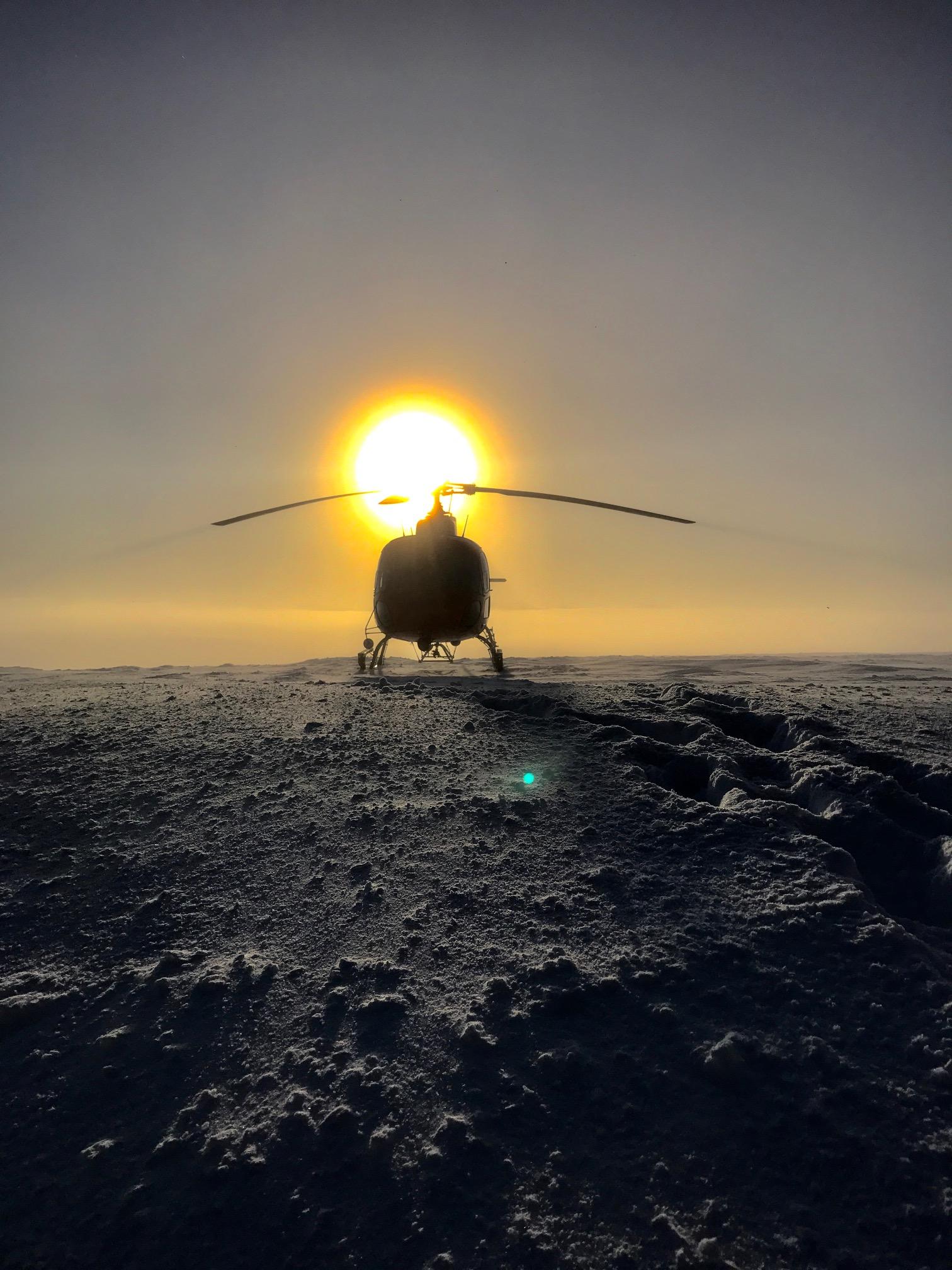 AS350 SUNRISE