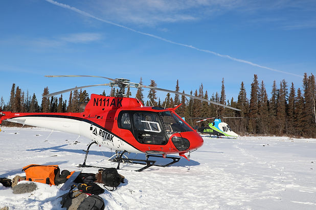 AS350B2 ROTAK Helicopters