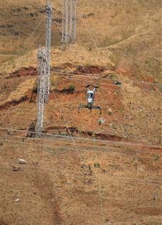 Transmission line work