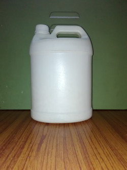 5 Litre Jerry Can Oval Shape