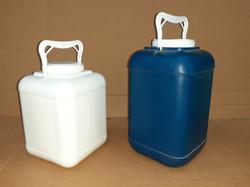 5 kg & 6.5 kg Square Jars with plug