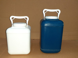 5 kg and 6.5 kg Jars with plug