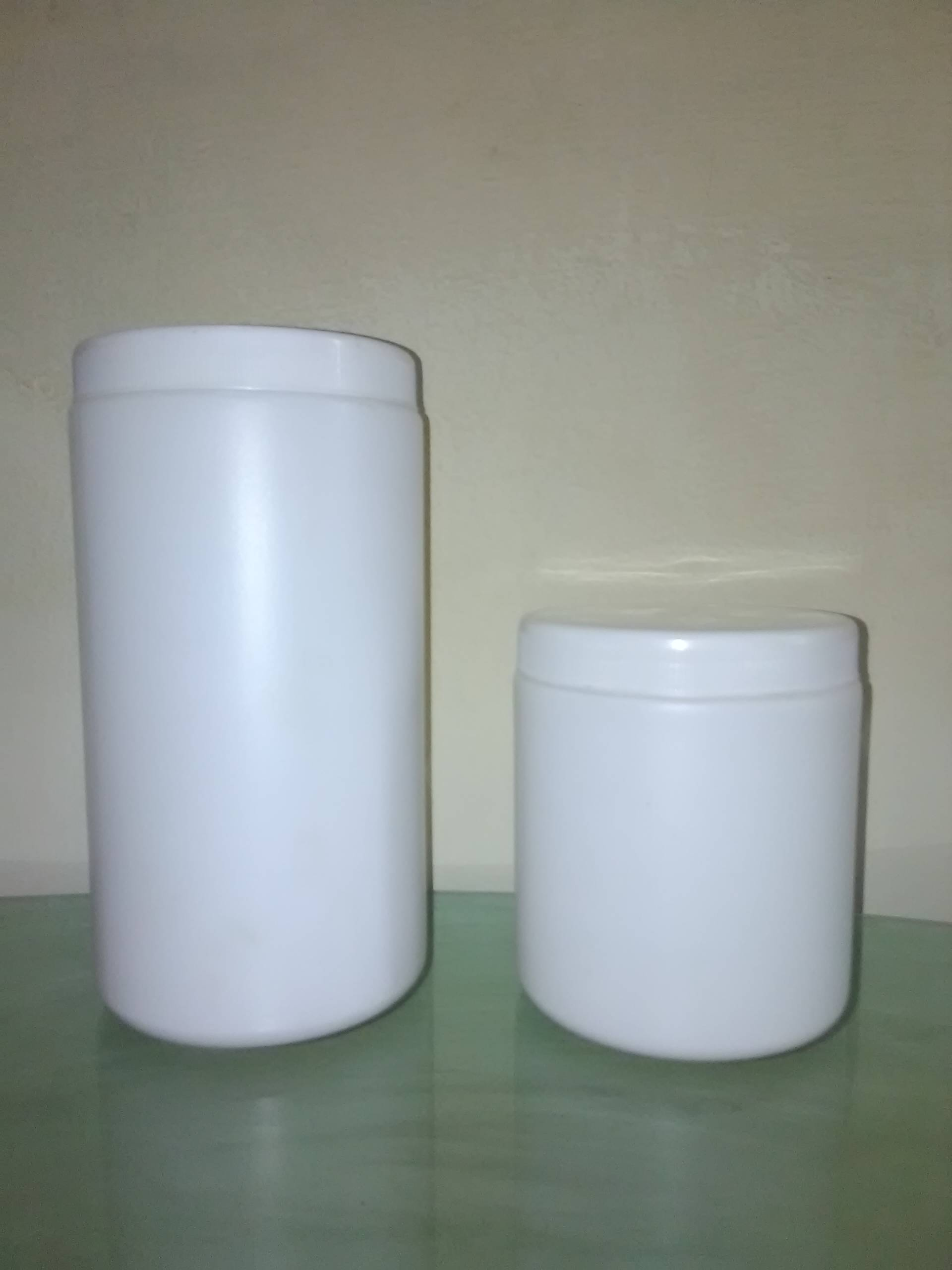 Cylindrical Jar