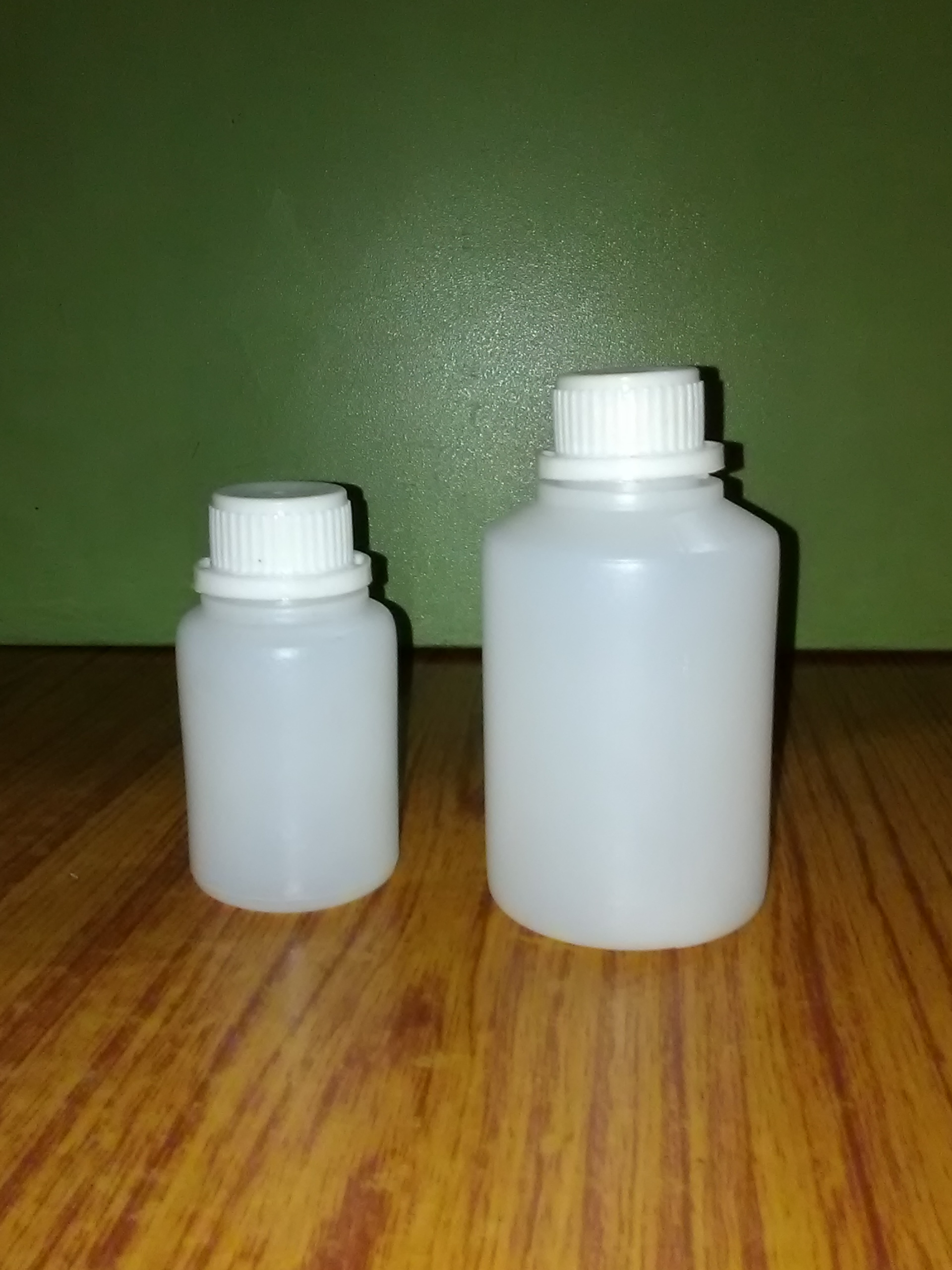 Seal Cap Bottle