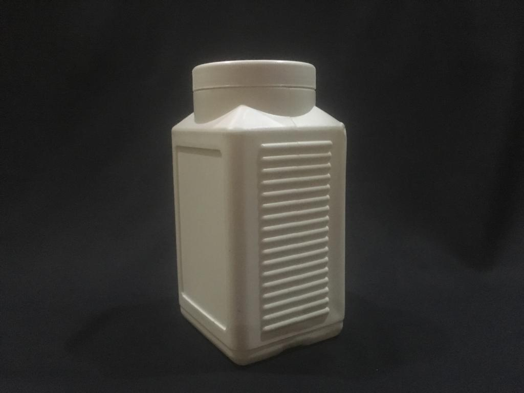1150 ml Wide Mouth Rib Jar