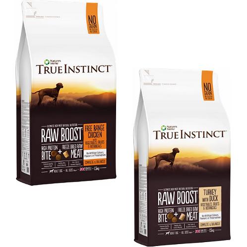 True Instinct Raw Boost Dry Food