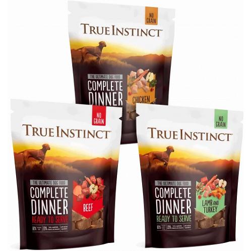 True Instinct Complete Freeze Dried Dinner