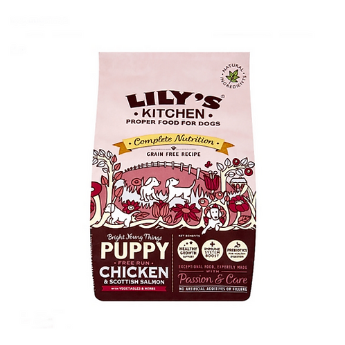 Lily's Kitchen - Complete Puppy (Dry) - 1kg